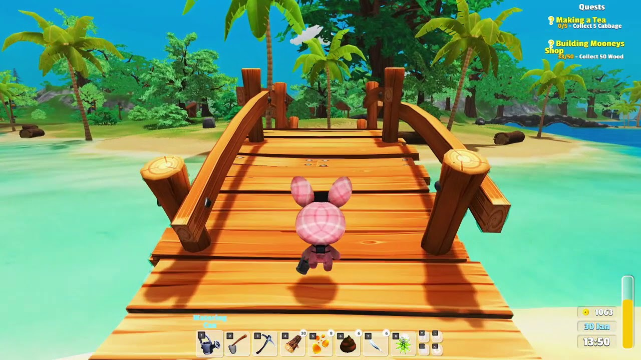 A day in Garden Paws - Alpha footage long-play. - YouTube