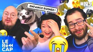 Des chiens débiles, oh-oh jeux vidéo et enfance ruinée... | LE RéCAP à la maison #123