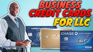 Best Business Credit Cards For LLC To Build Business Credit Fast 2021