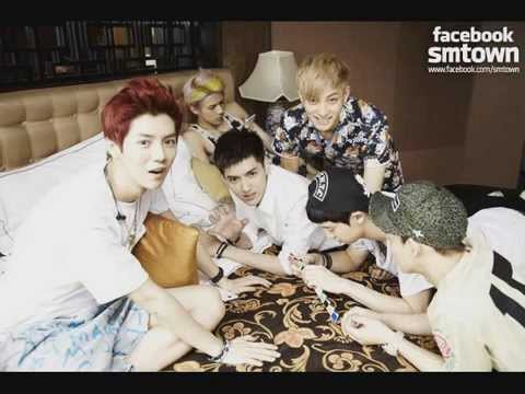 Kris and Luhan Moments with EXO. We Are One!