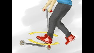 COMO HACER TAILWHIP CON SCOOTER| HOW TO TAILWHIP ON A SCOOTER | TUTORIALES PARA EMPEZAR EN SCOOTER