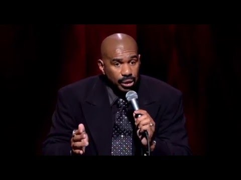Steve Harvey - Still Trippin (Trip to Africa; Lady with the Dog)