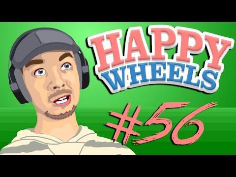 BLUE BALLS   Happy Wheels - Part 56