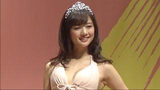 「三愛水着楽園」16代目の「イメージガール」に、日本テレビ系「PO...
