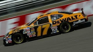 2/22/04 - Rockingham - Kenseth claims big win at last NSCS race at the Rock