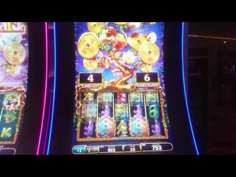Big Win Viejas Casino San Diego Ca. 15 Dollar Bet