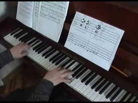 Урок пианино № 5. Что такое аккорды и как их играть на ...