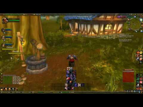 Playing World of Warcraft on Private Server #34 (Stockades)
