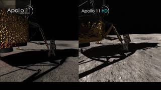 Apollo 11 HD Virtual Reality Side by Side