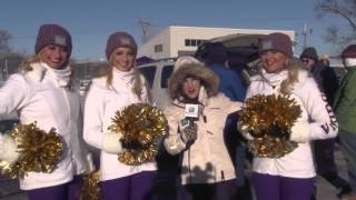 Just How Cold Was the Vikings vs Seahawks Game?