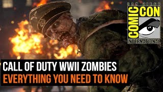 Call of Duty WWII Zombies - Everything you need to know