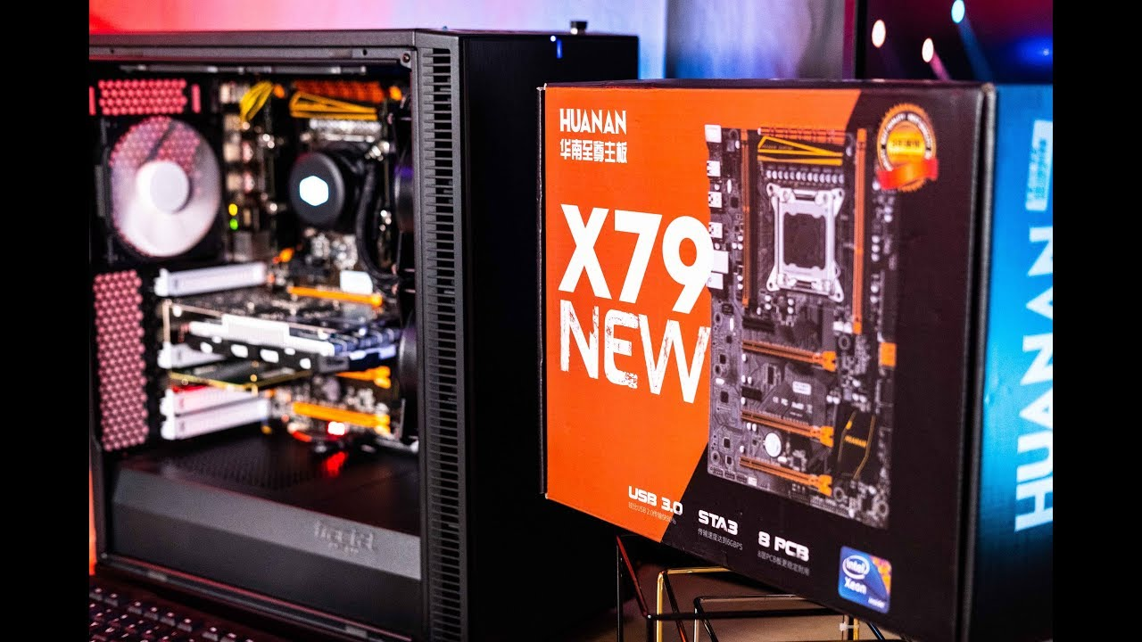Chinese x79 Motherboards    Are they worth the money? HUANAN NEW X79  Motherboard REVIEW!