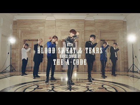 Blood Sweat & Tears (피 땀 눈물) - BTS (방탄소년단) dance cover | [The A-code from Vietnam]
