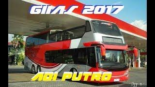 Video TERBARU Dari ADI PUTRO Karoseri !! Double Decker Road to GIIAS 2017 Scania K410 download MP3, 3GP, MP4, WEBM, AVI, FLV November 2017