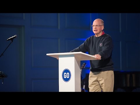 Danny Akin - The Power and Purpose of our Witness to the World - Matthew 5:13-16