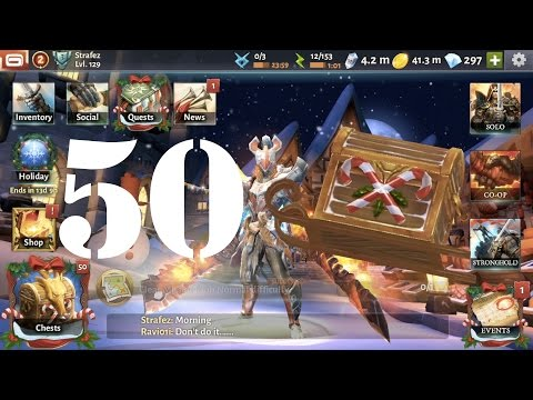 Dungeon Hunter 5 Holiday Chest (50)