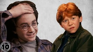Top 10 Harry Potter Surprising Facts You Didn't Know