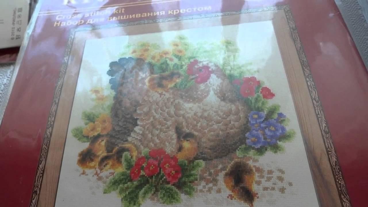 схема вышивки крестом фирма леди живописная украина
