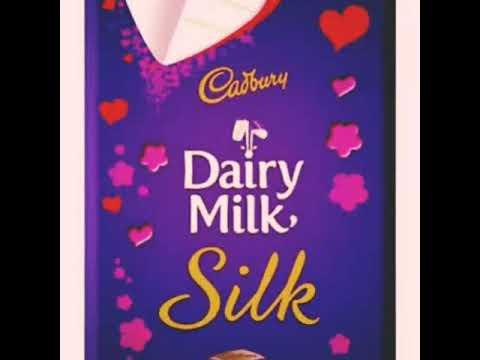 Dairy milk jingle( without music)