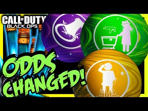 Gobblegum payout percentages CHANGED BY TREYARCH!! Liquid Divinium Odds Altered in COD BO3