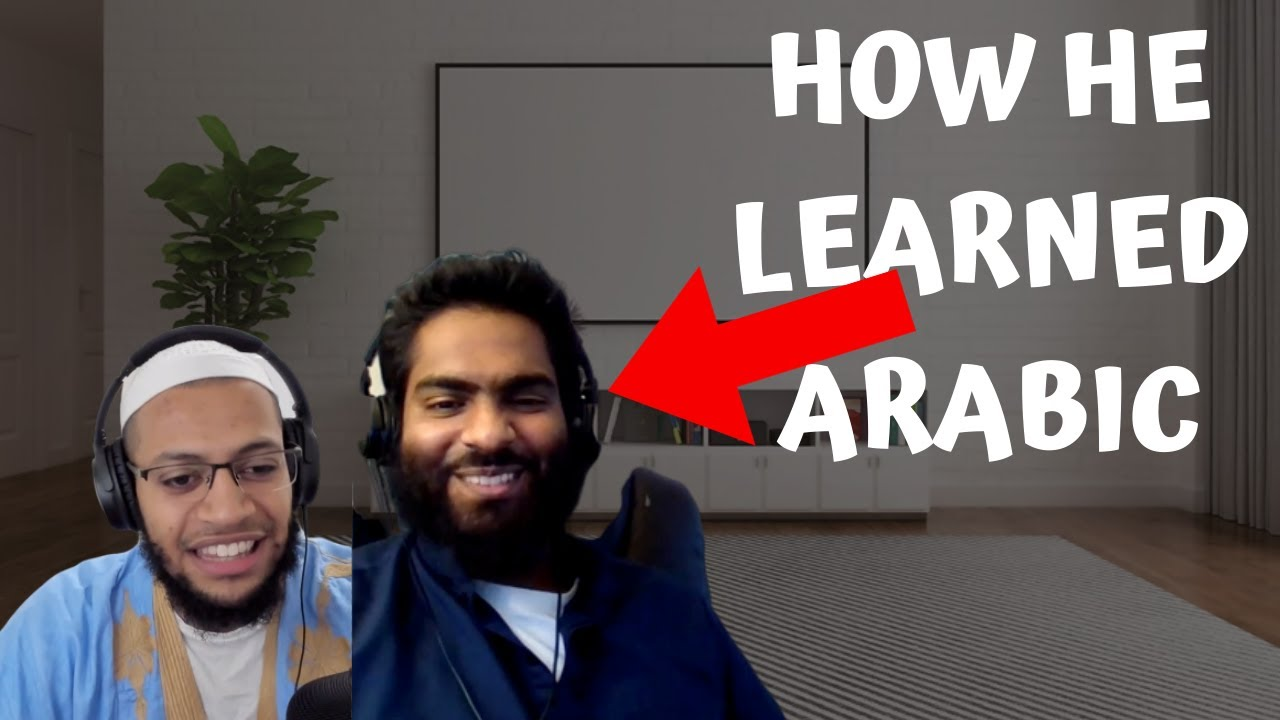 """Download """"How I Learned Arabic"""" Stories: Episode #17 feat. Arshad Khan"""