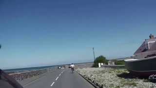 cycling in Guernsey August Bank holiday 2015