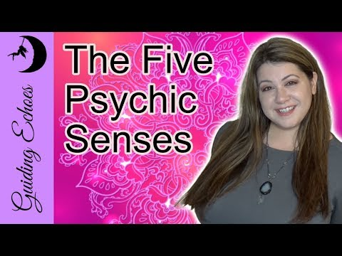 Enhance Your Intuition With These Five Psychic Senses
