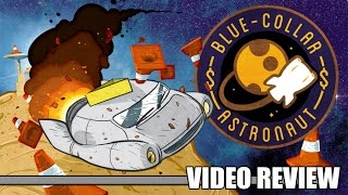 Review: Blue-Collar Astronaut (PlayStation 4, Wii U, Vita, PS3 & Steam) – Defunct Games