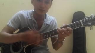 Hướng dẫn guitar sunflower phần 3 -  vechaitiensinh