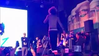 Jon Z 0 Sentimientos (Remix) ft. Baby Rasta, Noriel, Lyan, Darkiel, Messiah En VIVO
