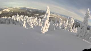 SUNPEAKS POWDER TREE SKIING GO PRO HD Thumbnail