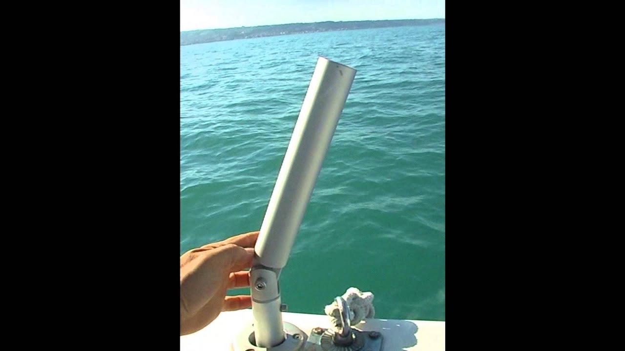 Portacanne per drifting e divergenti canne nella traina - Porta canne da pesca fai da te ...