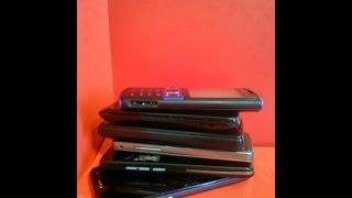 Смотреть всем, бьем iPhone! И еще другие телефоны,и беспроводную мышь.
