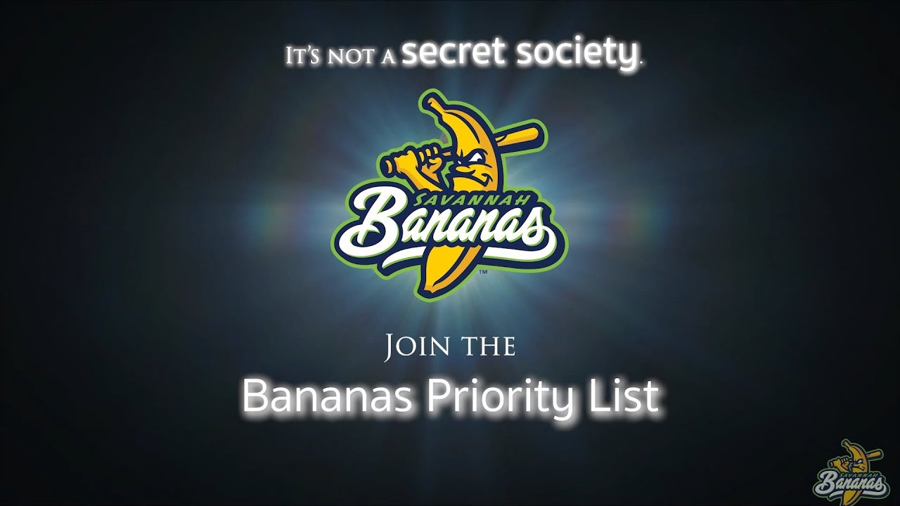 The Bananas Priority List |