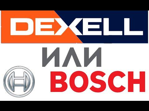 Пилы для лобзика, Bosch или DEXELL, что выбрать?