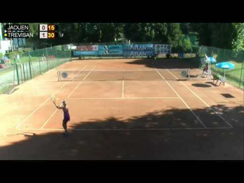 Adelaide JAOUEN (FRA) vs Federica TREVISAN (ITA) - Center court