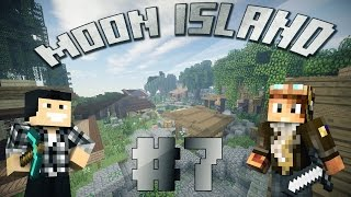 [Minecraft] Moon Island-Ep7 Une Armure !!