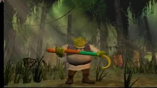 Полное прохождение Shrek Treasure Hunt PS1
