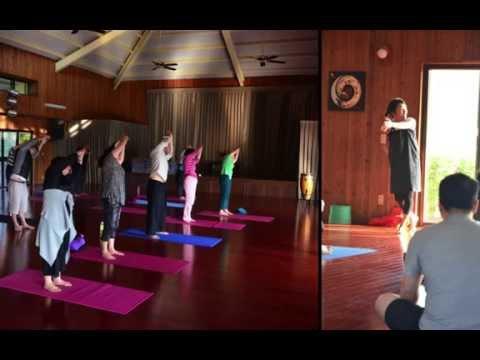 瑜伽營 Yoga Retreat in Taiwan 2014-4-25~27