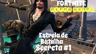 FORTNITE: Secret battle star #1 loading screen