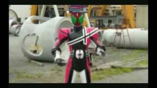 GTA SA Kamen Rider Decade VS DIEND X All Rider