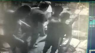Beat Up By Police