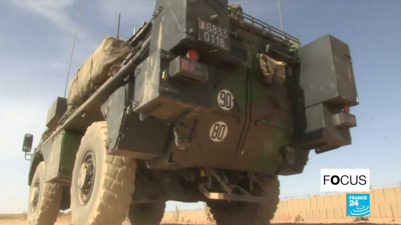 فرانس 24:Copie de Focus: Embedded with French troops in eastern Mali