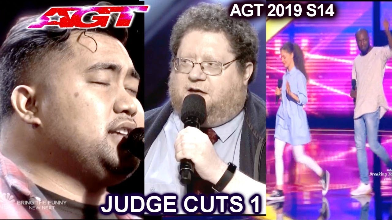Loki Alohikea singer - Kevin Schwartz - Dakota & Nadia | America's Got Talent 2019 Judge Cu