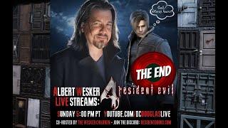 Resident Evil 4 with Albert Wesker part 16 / Ada Side Mission Pt 1