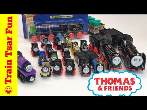 Hiro Collection - Thomas and Friends - Train Tsar Fun + Haul from Asia!