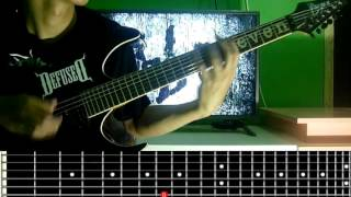 Revenge The Fate - Sad But True (Guitar Cover) wit