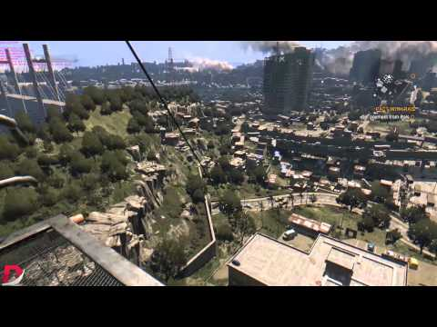 """Dying Light Walktrough Gameplay Part 6 """"Pact With Rais & Second Antenna"""" PC Gameplay 1080p60fps"""