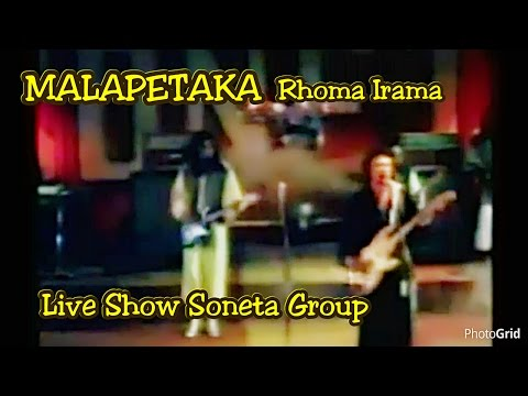 Malapetaka - Rhoma Irama - Original Video Clip of film