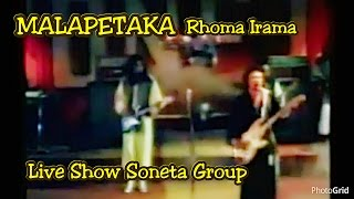 "Malapetaka - Rhoma Irama - Original Video Clip of film ""Raja Dangdut"" - Th 1979"